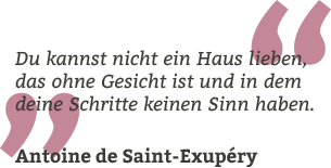 sprechblase-antoine de saint